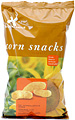 Allos Corn Snacks Mais-Erdnussflips